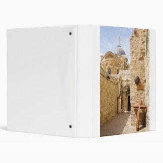 Jerusalem Via Dolorosa Station IX of the Cross Binder