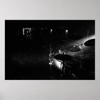 Jesse s Drums Print