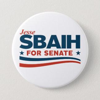 Jesse Sbaih for Senate 3 Inch Round Button