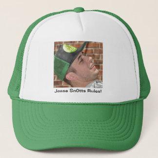 Jesse Sn0tts Rules! Trucker Hat