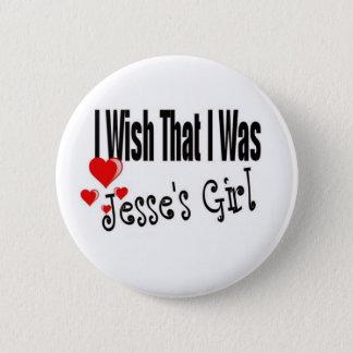 Jesse's Girl Pin