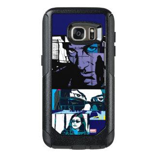Jessica Jones Comic Panels OtterBox Samsung Galaxy S7 Case
