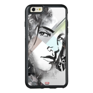 Jessica Jones Face Graphic OtterBox iPhone 6/6s Plus Case