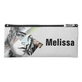 Jessica Jones Face Graphic Pencil Case