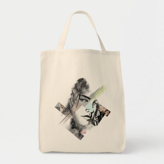 Jessica Jones Face Graphic Tote Bag