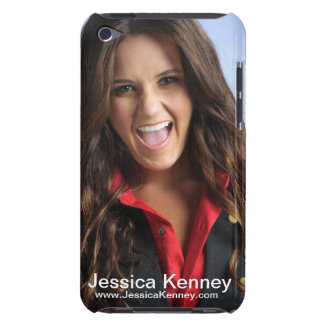 """Jessica Kenney """"Let's Have Some Fun!"""" IPOD Cover iPod Touch Cases"""