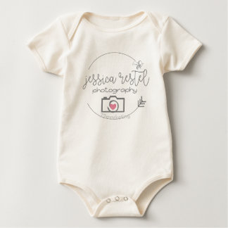 Jessica Restel Photography Baby Organic Bodysuit