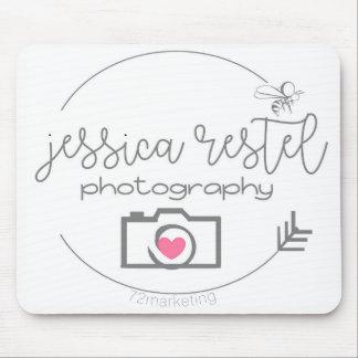 Jessica Restel Photography Logo Mousepad