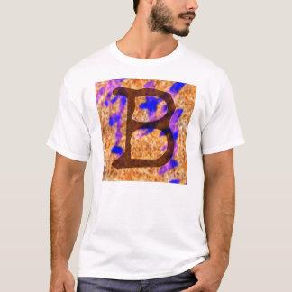 Jessie B Funky Monogram Style T T-Shirt