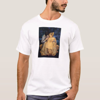Jessie Willcox Smith Mother and Child Mother's Day T-Shirt
