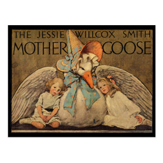 Jessie Willcox Smith's Mother Goose Postcard