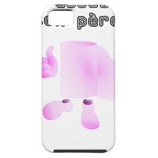 j'essuie ton père iPhone 5 case