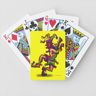 Jester Bicycle Playing Cards