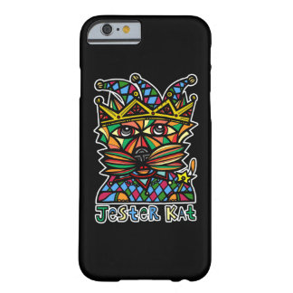 """Jester Kat"" BuddaKats Glossy Phone Case"