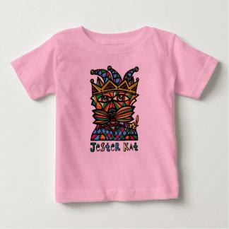Jester Kat BuddaKats Pink Baby T-Shirt