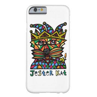 """Jester Kat"" Glossy Phone Case"