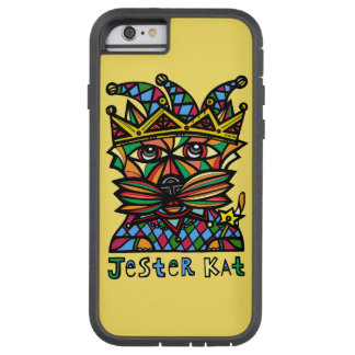 """Jester Kat"" Tough Xtreme Phone Case"