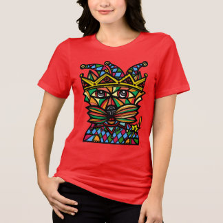 """Jester Kat"" Women's Relaxed Fit T-Shirt"
