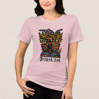 """""""Jester Kat"""" Women's Relaxed Fit T-Shirt"""