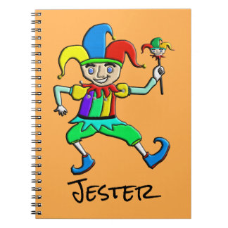 Jester Notebook
