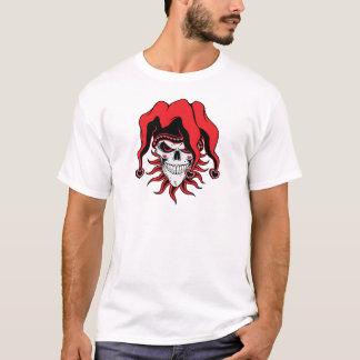 Jester Skull of Love T-Shirt