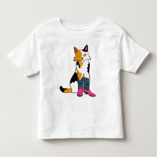 Jester the cat toddler t-shirt