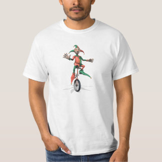 Jester Unicycle T-Shirt