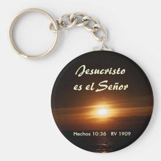 Jesucristo es el Señor (Llavero) Keychain