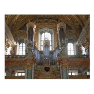 Jesuitenkirche Postcard