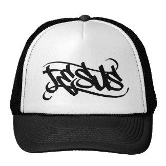 JESUS 1 CAP MESH HATS