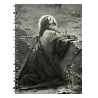 Jesus #1 Notebook