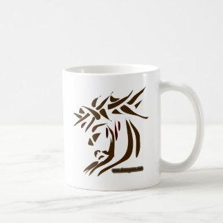 Jesus Abstract Coffee Mug