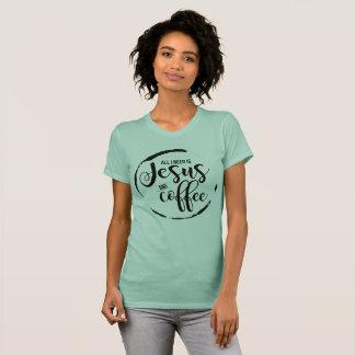Jesus and Coffee T-Shirt
