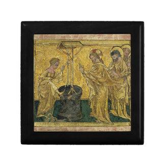 Jesus and the Samaritan Woman at the Well Gift Box