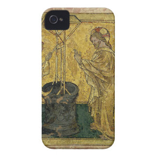 Jesus and the Samaritan Woman at the Well iPhone 4 Case