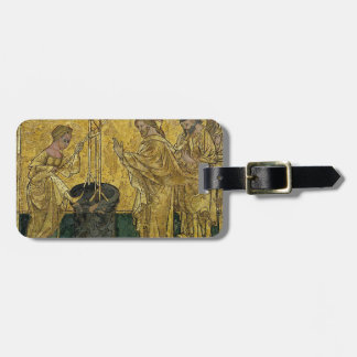 Jesus and the Samaritan Woman at the Well Luggage Tag