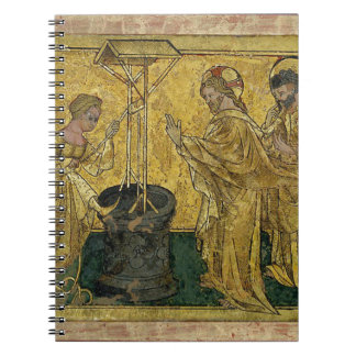 Jesus and the Samaritan Woman at the Well Notebooks