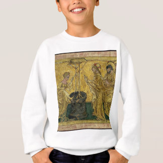 Jesus and the Samaritan Woman at the Well Sweatshirt