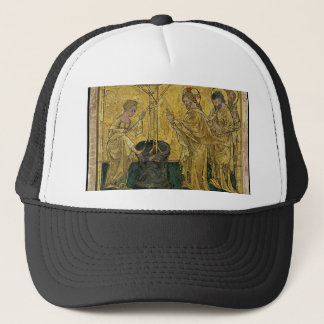 Jesus and the Samaritan Woman at the Well Trucker Hat