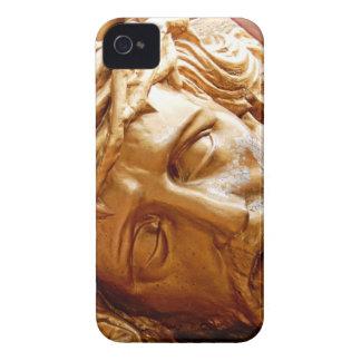Jesus at rest iPhone 4 Case-Mate cases