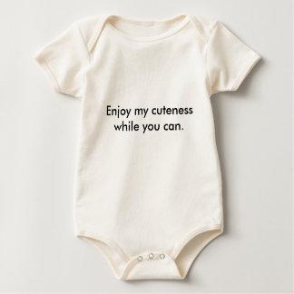 Jesus Babies Baby Bodysuit