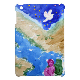 Jesus' Baptism Cover For The iPad Mini