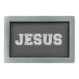 Jesus Belt Buckle