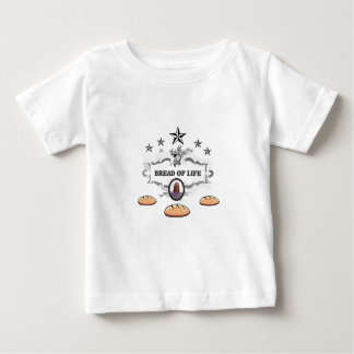 Jesus bread of life logo baby T-Shirt