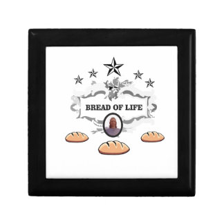 Jesus bread of life logo gift box