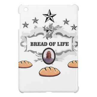 Jesus bread of life logo iPad mini cover