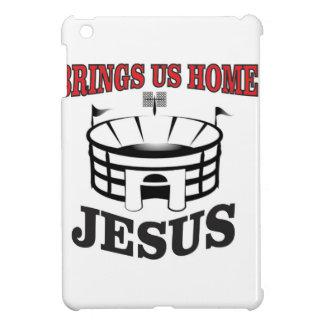 Jesus brings us home iPad mini covers