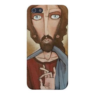 Jesus Burger Speck Case iPhone 5/5S Cases