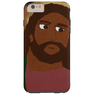 Jesus by Serena Abstract iPhone 6 Plus Case