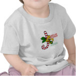 Jesus Candy Cane Legend Infant Shirt
